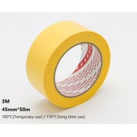 Adhesive tape for FDM 3D printing - Prevent simple to be Cocked Up