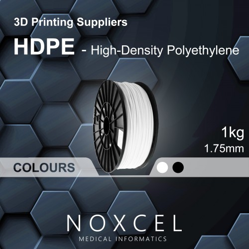 3D printer filament ( HDPE )