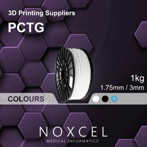 3D printer filament ( PCTG | superior than PETG | FDA grade)
