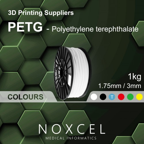 3D printer filament ( PETG|Food Grade Certified by FDA)