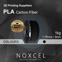 3D printer Filament (1.75mm PLA-Carbon Fiber 1Kg)