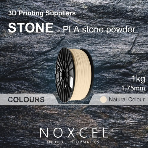 3D printer filament ( PLA Stone )