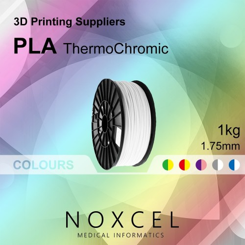 3D printer Filament (1.75mm   PLA thermosensitive )