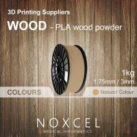 3D printer filament ( PLA WOOD)