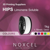 3D printer filament ( HIPS| Limonene Soluble)