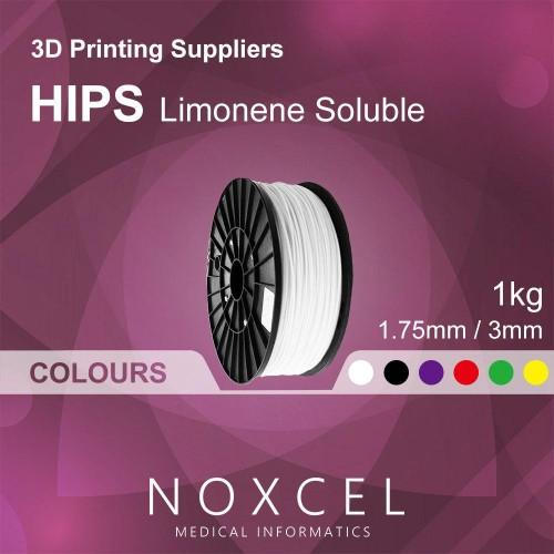 3D printer filament ( HIPS| Limonene Soluble)