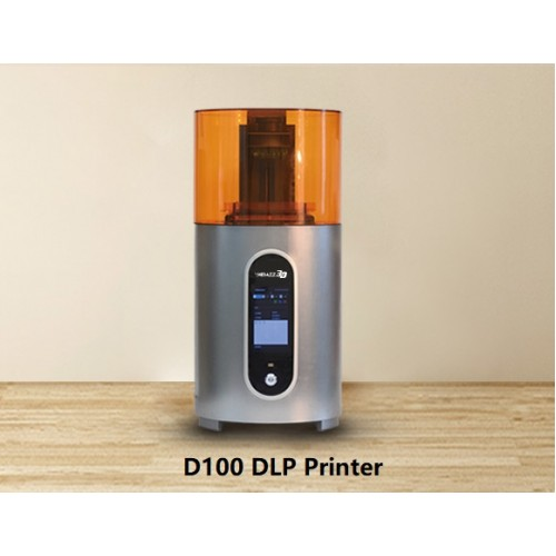 D100 DLP Photopolymer 3D printer