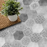 Peel and Stick Floor Tile - FT01