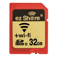 Ezshare 32G SD Card with WIFI function